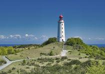 Leuchtturm von Hiddensee von koroland