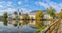 Schloss Blankenhain von Astrid Steffens