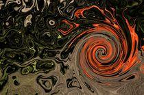 rote spirale von alana