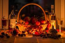Herbstliches Stillleben von Stefan Weber