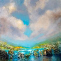 Am Wasserfall von Annette Schmucker