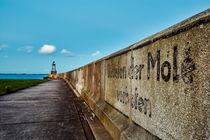 Quermarkenfeuer Mole Wilhelmshaven von sven-fuchs-fotografie