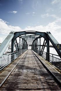Nassau-Brücke in Wilhelmshaven von sven-fuchs-fotografie