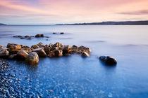 Felssteine am Ufer des Bodensees von sven-fuchs-fotografie