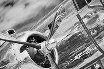 Propeller einer B-25 Mitchell, North American von sven-fuchs-fotografie