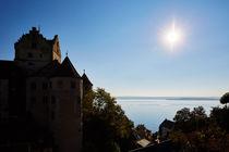 Die Burg Meersburg am Bodensee by sven-fuchs-fotografie