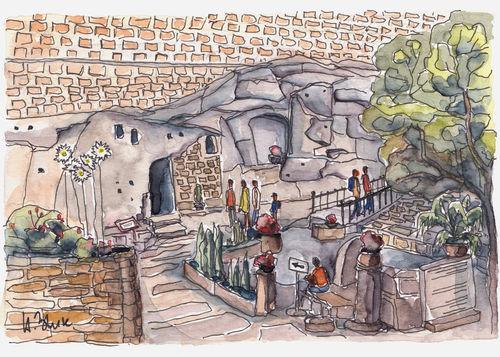 Jerusalem-gartengrab