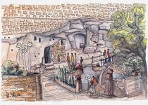 Jerusalem Gartengrab von Hartmut Buse