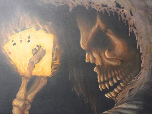 Gaming-skull-colorair-fineart-airbrush-fantasy-hd-artflakes