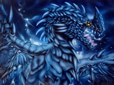 Blue-dragon-fantasy-drache-airbrush-colorair-fineart