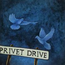 Privet Drive by lia-van-elffenbrinck