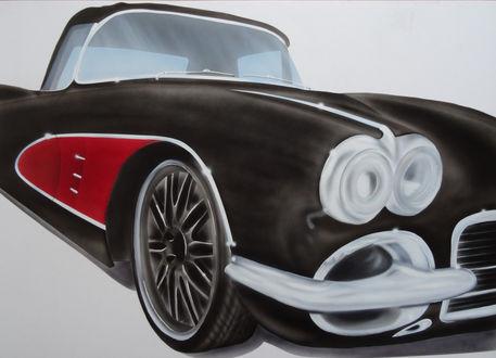 Dreamcar-airbrush-colorair-fineart-hot-rod