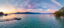 Morgenstimmung am Attersee by photoplace