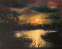 The Sun in the Lake von lia-van-elffenbrinck