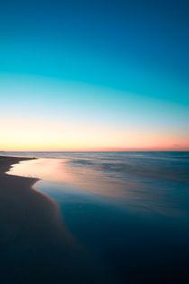 Ostseestrand bei Heiligenhafen von Mike Ahrens