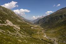 Gotthardpass von Thomas  Heßmann