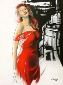 Schöne Muse - erotische Kunst von Marita Zacharias