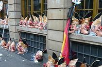 Nach dem Morgenstreich in Basel by geschichtenmacherin
