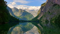 Am Obersee by bagojowitsch
