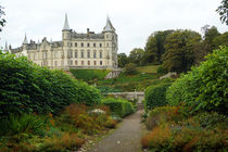 Dunrobin Castle and Garden in Scotland von Sabine Radtke