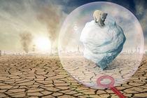 Die Antarktis ist durch eine Seifenblase geschützt  von Sven Bachström