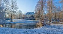 Gästehaus ( Schloss ) Wolfsbrunn -Panorama - von Astrid Steffens