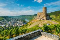 Burg Landshut-Bernkastel 16 by Erhard Hess