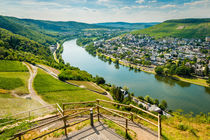 Mosel bei Kues 79 by Erhard Hess