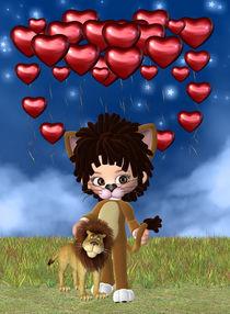 Sternzeichen Löwe von Conny Dambach