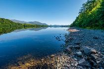 Loch Awe, Scotland by Colin Metcalf