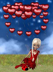 Dankeschön Ballons von Conny Dambach