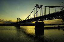 Brücke von Jakob Wilden