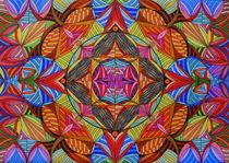 Mandala Welt in der Welt von Wolfgang Johann Suhadolnik