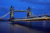 Tower Bridge London by Patrick Lohmüller