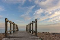 To the beach by Malc McHugh