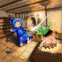 Der kleine Zauberling von Peter Holle