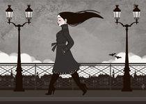 Vampirmädchen  von Iris Luckhaus
