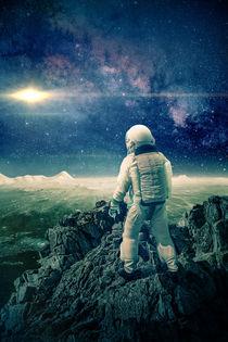 Wettlauf zum Mond von Sven Bachström