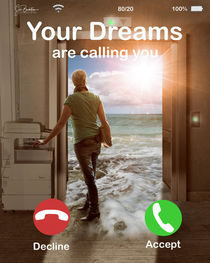 Your Dreams are calling you von Sven Bachström