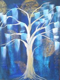 Baum des Friedens  – Auf jedem Ast wohnt ein guter Gedanke.    von Heike Bender