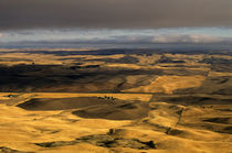 Steptoe Butte, Eastern Washington State  von Jim Corwin