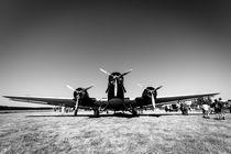 Junkers Ju 52 von Jing Zhou