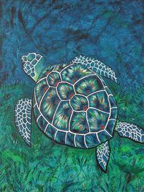 Meeresschildkröte by Sharon Melodie Emmrich