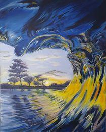 die Welle by Sharon Melodie Emmrich