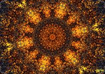 Goldener Herbst 1 - Golden autumn 1  by art-and-design-by-debbie-lynn