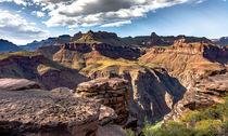 Grand Canyon am South Rim von Klaus Tetzner