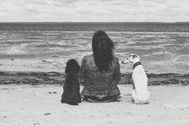 An der Nordsee / 1 von Heidi Bollich