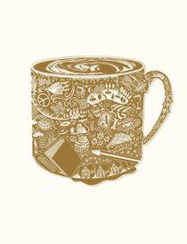 Coolest Hot Coffee von Lisa Rotenberg