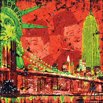 New York 26 von Maya Mattes-Hemmer