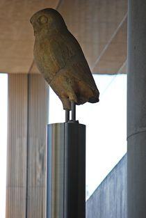 """'""""Eulen nach Athen tragen""""...' von loewenherz-artwork"""